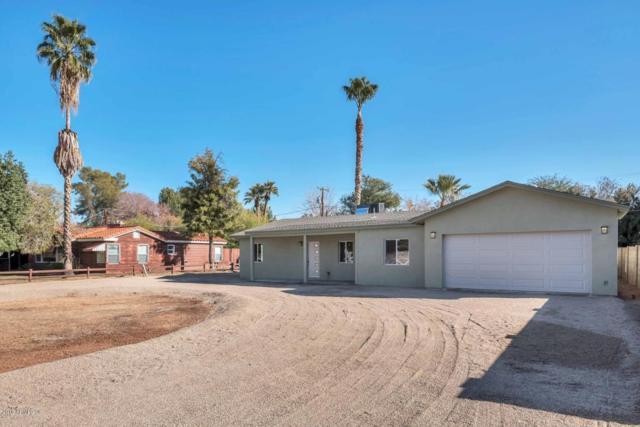 3509 N 32ND Street, Phoenix, AZ 85018 (MLS #5762730) :: The W Group