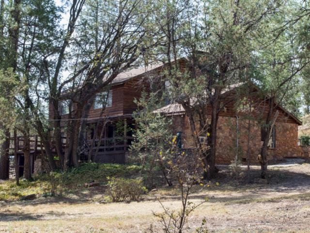 10681 N Houston Mesa Road, Payson, AZ 85541 (MLS #5762852) :: Essential Properties, Inc.