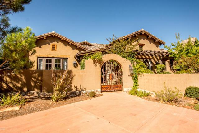 145 Secret Canyon Drive, Sedona, AZ 86336 (MLS #5762889) :: The Wehner Group