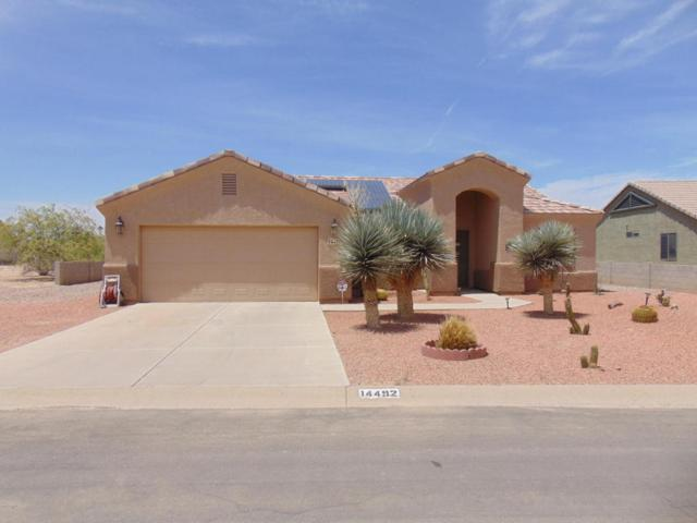 14492 S Brook Hollow Road, Arizona City, AZ 85123 (MLS #5762901) :: Yost Realty Group at RE/MAX Casa Grande