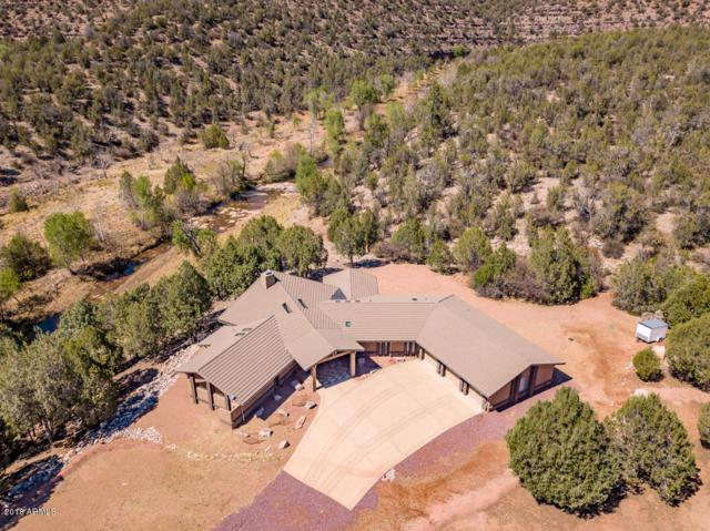 199 Hillside Way, Payson, AZ 85541 (MLS #5762937) :: Kepple Real Estate Group