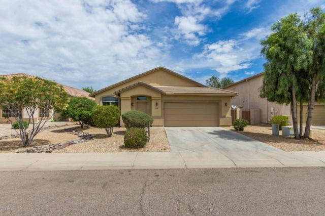 646 W Desert Basin Drive, San Tan Valley, AZ 85143 (MLS #5763022) :: My Home Group