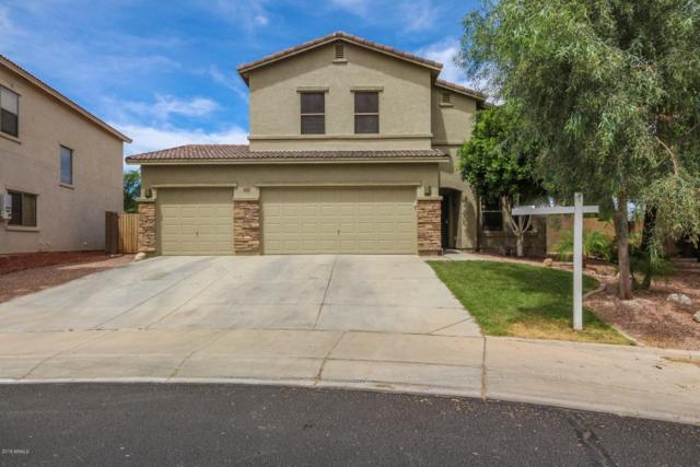 15530 N 170TH Lane, Surprise, AZ 85388 (MLS #5763143) :: My Home Group