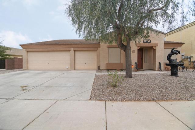 589 W Rattlesnake Place, Casa Grande, AZ 85122 (MLS #5763213) :: Yost Realty Group at RE/MAX Casa Grande