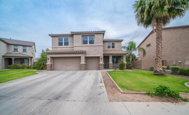 4253 S Marron, Mesa, AZ 85212 (MLS #5763327) :: Kortright Group - West USA Realty