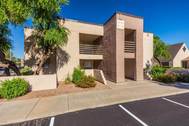 1340 N Recker Road #201, Mesa, AZ 85205 (MLS #5763530) :: The Laughton Team