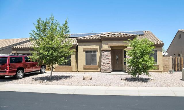 696 E Black Diamond Drive, Casa Grande, AZ 85122 (MLS #5763701) :: Yost Realty Group at RE/MAX Casa Grande