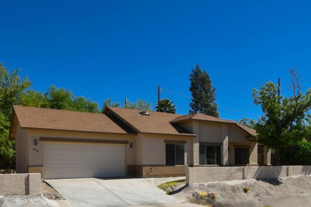 830 W America Street, Wickenburg, AZ 85390 (MLS #5763802) :: The Daniel Montez Real Estate Group