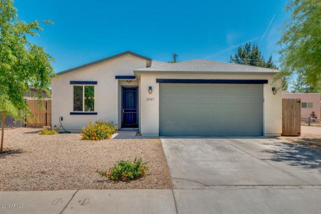 2037 N 22ND Place, Phoenix, AZ 85006 (MLS #5763850) :: Essential Properties, Inc.
