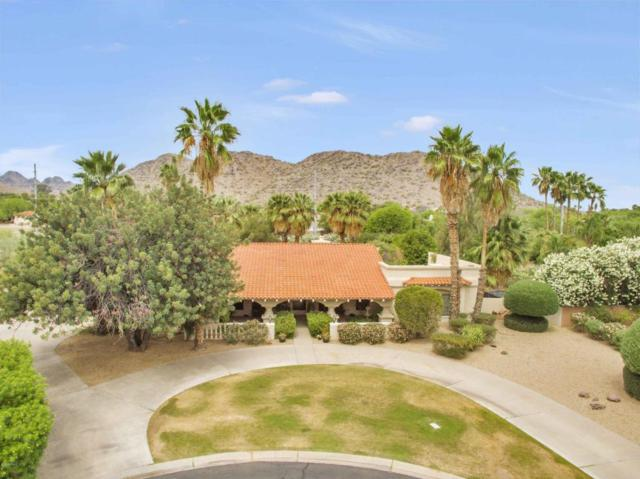 9020 N 48th Place, Paradise Valley, AZ 85253 (MLS #5763852) :: Lux Home Group at  Keller Williams Realty Phoenix