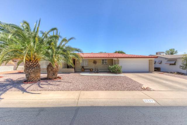 6247 E Ellis Street, Mesa, AZ 85205 (MLS #5763950) :: Kortright Group - West USA Realty