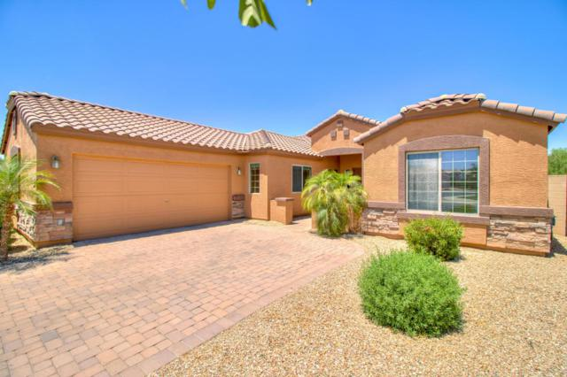 43488 W Harris Drive, Maricopa, AZ 85138 (MLS #5764059) :: The Garcia Group @ My Home Group