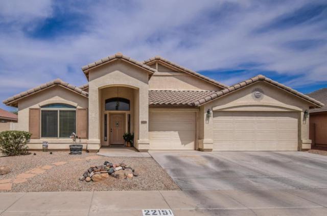 22151 N Reis Drive, Maricopa, AZ 85138 (MLS #5764091) :: Yost Realty Group at RE/MAX Casa Grande
