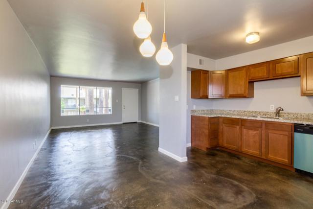 6805 E 2ND Street #21, Scottsdale, AZ 85251 (MLS #5764124) :: Brett Tanner Home Selling Team