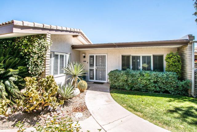 4800 N 68TH Street #122, Scottsdale, AZ 85251 (MLS #5764475) :: Brett Tanner Home Selling Team