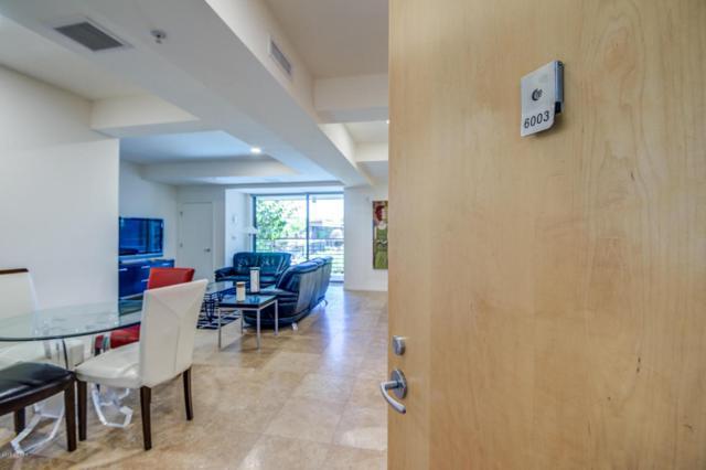 7161 E Rancho Vista Drive #6003, Scottsdale, AZ 85251 (MLS #5764640) :: Keller Williams Legacy One Realty