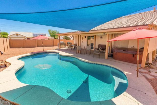 1682 E Kielly Lane, Casa Grande, AZ 85122 (MLS #5764673) :: Yost Realty Group at RE/MAX Casa Grande