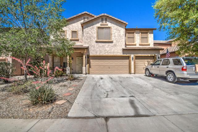 3460 N 301ST Drive, Buckeye, AZ 85396 (MLS #5764765) :: The Sweet Group