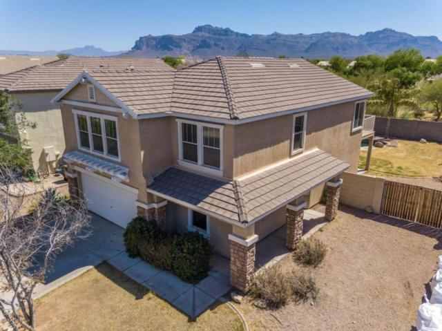 3883 S Wickiup Road, Apache Junction, AZ 85119 (MLS #5764832) :: Lux Home Group at  Keller Williams Realty Phoenix