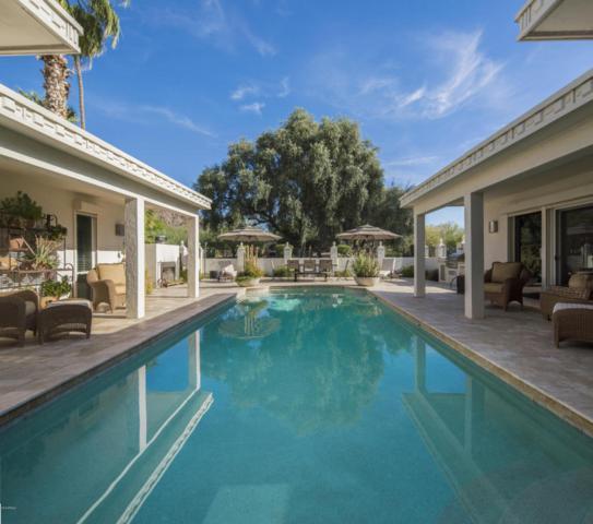 7818 N Arroyo Drive, Paradise Valley, AZ 85253 (MLS #5764886) :: Cambridge Properties