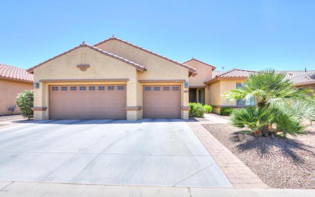 4661 W Pueblo Drive, Eloy, AZ 85131 (MLS #5765348) :: Yost Realty Group at RE/MAX Casa Grande
