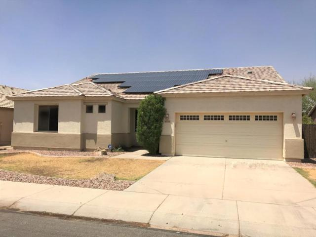 1526 E Irene Drive, Casa Grande, AZ 85122 (MLS #5765384) :: Yost Realty Group at RE/MAX Casa Grande