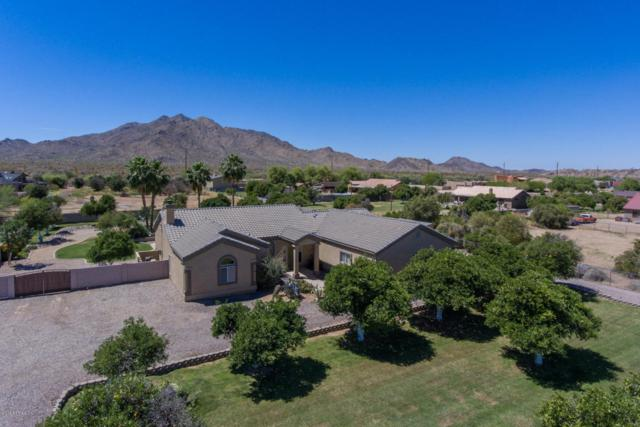 17637 E Stacey Road, Queen Creek, AZ 85142 (MLS #5765436) :: Yost Realty Group at RE/MAX Casa Grande