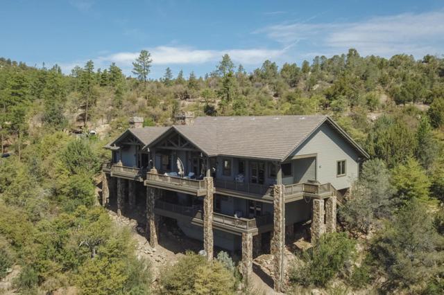 1065 S High Valley Ranch Road, Prescott, AZ 86303 (MLS #5765635) :: Conway Real Estate