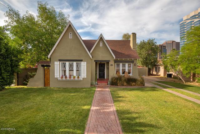 40 W Cambridge Avenue, Phoenix, AZ 85003 (MLS #5765821) :: Lux Home Group at  Keller Williams Realty Phoenix
