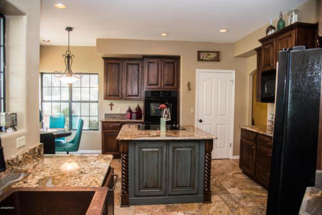 2322 S Rogers Street #4, Mesa, AZ 85202 (MLS #5765898) :: My Home Group