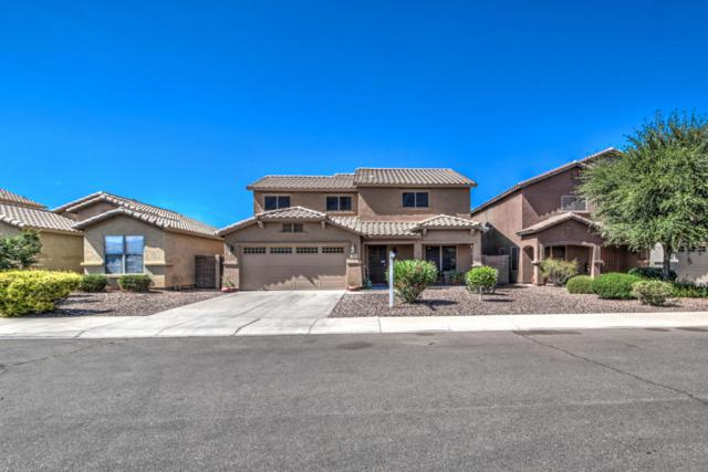 2190 W San Tan Hills Drive, Queen Creek, AZ 85142 (MLS #5765936) :: My Home Group