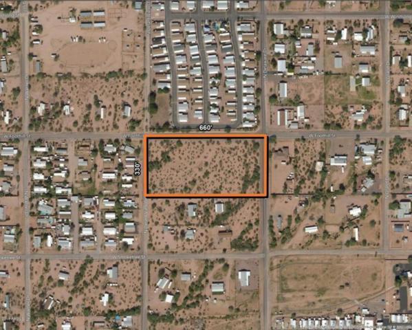 0 W Foothill Street, Apache Junction, AZ 85120 (MLS #5765974) :: The Daniel Montez Real Estate Group