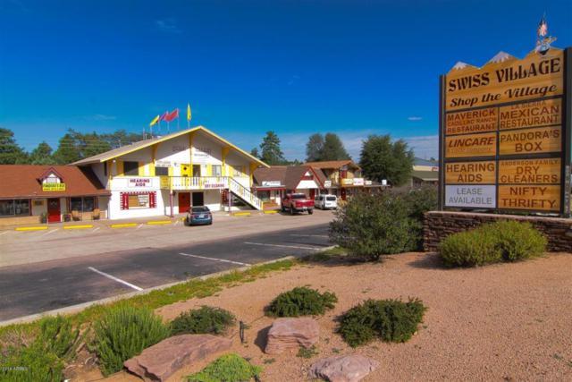 804 N Beeline Highway, Payson, AZ 85541 (MLS #5765979) :: The Daniel Montez Real Estate Group