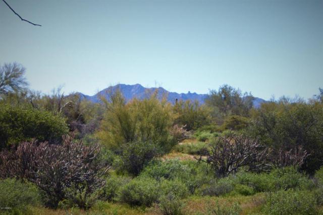 17400 E Quail Track Lot F Road, Scottsdale, AZ 85263 (MLS #5766031) :: Kepple Real Estate Group