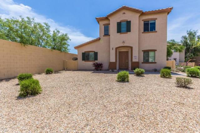 21973 N 102nd Lane #412, Peoria, AZ 85383 (MLS #5766056) :: The Everest Team at My Home Group