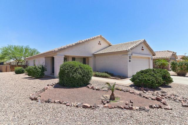1075 S 232ND Lane, Buckeye, AZ 85326 (MLS #5766199) :: The Everest Team at My Home Group