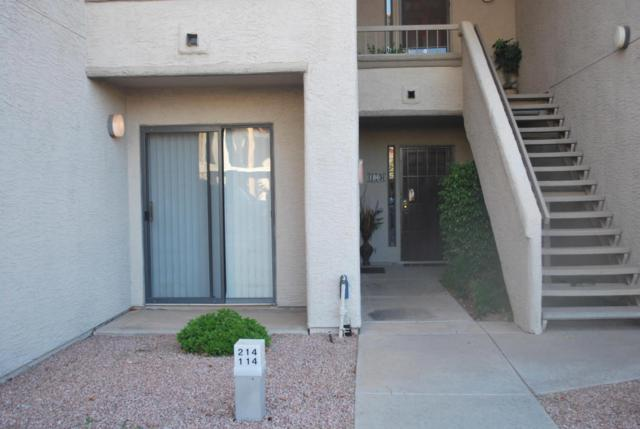 9550 N 94TH Place #114, Scottsdale, AZ 85258 (MLS #5766277) :: The Laughton Team