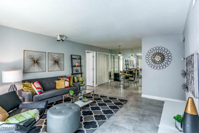 16635 N Cave Creek Road #135, Phoenix, AZ 85032 (MLS #5766337) :: Brett Tanner Home Selling Team