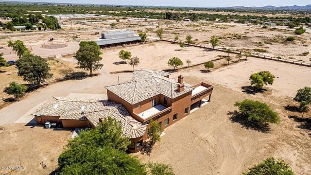 11743 S Dean Road, Buckeye, AZ 85326 (MLS #5766371) :: My Home Group