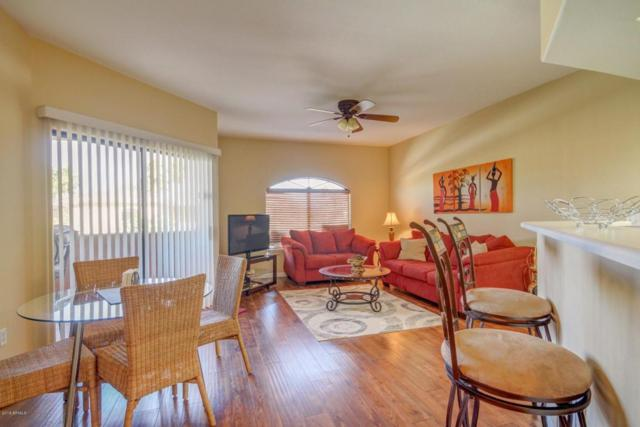 10030 W Indian School Road #256, Phoenix, AZ 85037 (MLS #5766465) :: Cambridge Properties