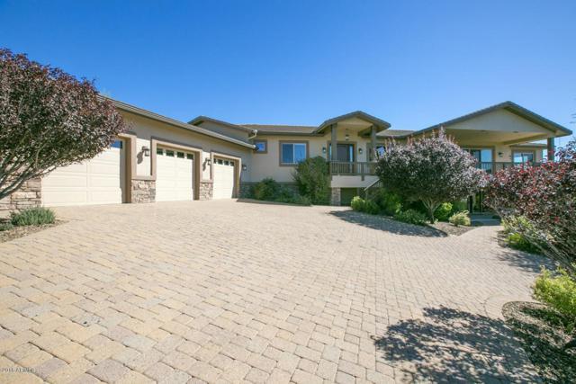 1365 Sierry Peaks Drive, Prescott, AZ 86305 (MLS #5766592) :: Conway Real Estate