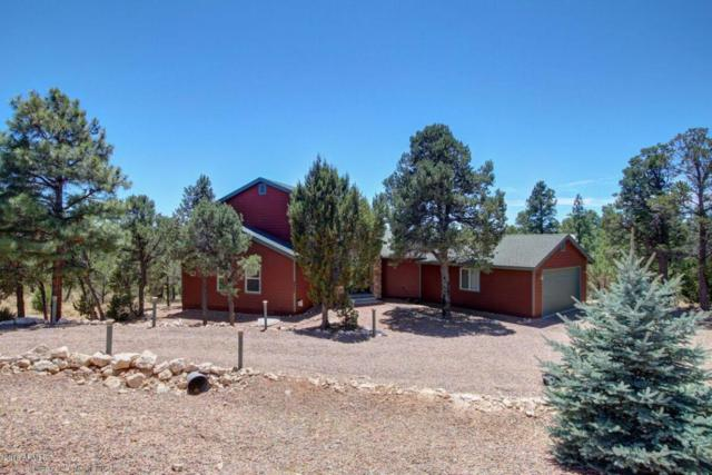 2255 W Bogey Place, Overgaard, AZ 85933 (MLS #5766607) :: Brett Tanner Home Selling Team