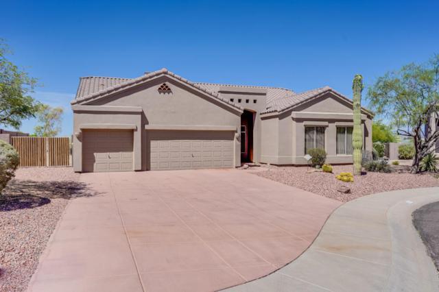 16406 E Crystal Point Drive, Fountain Hills, AZ 85268 (MLS #5766623) :: My Home Group