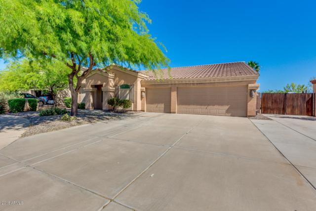 680 W Rattlesnake Place, Casa Grande, AZ 85122 (MLS #5766713) :: Yost Realty Group at RE/MAX Casa Grande