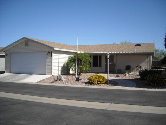 3301 S Goldfield Road #4036, Apache Junction, AZ 85119 (MLS #5766822) :: The Garcia Group @ My Home Group