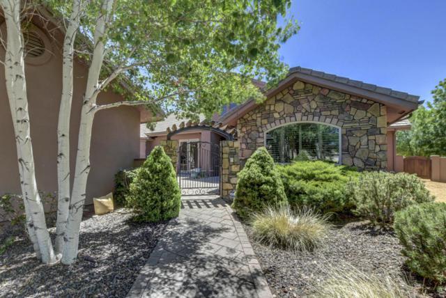 595 Robin Drive, Prescott, AZ 86305 (MLS #5766949) :: Conway Real Estate