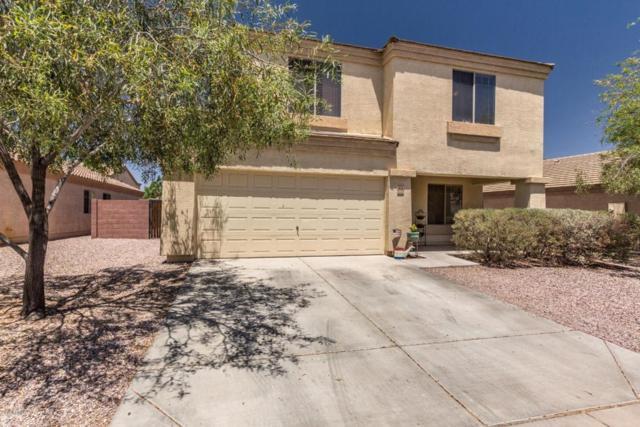 574 W Enchanted Desert Drive, Casa Grande, AZ 85122 (MLS #5767014) :: Yost Realty Group at RE/MAX Casa Grande