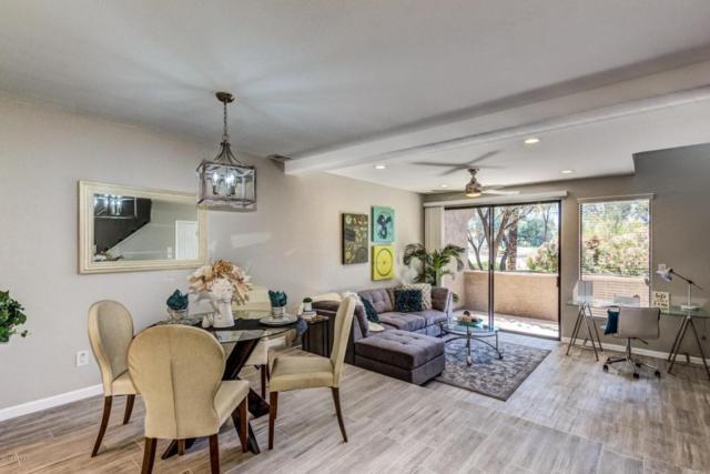 5122 E Shea Boulevard #1003, Scottsdale, AZ 85254 (MLS #5767045) :: Brett Tanner Home Selling Team