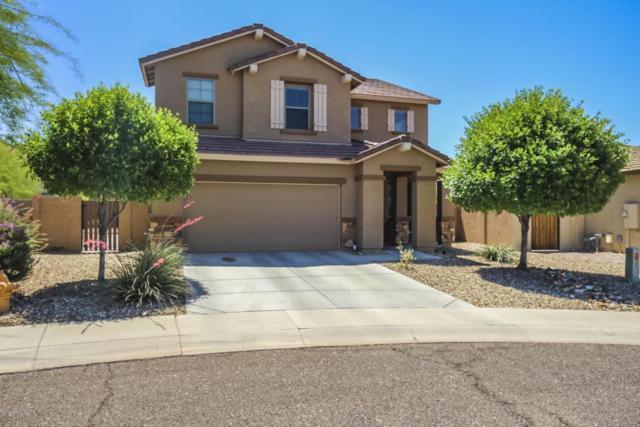 27427 N 54TH Avenue, Phoenix, AZ 85083 (MLS #5767103) :: The Laughton Team