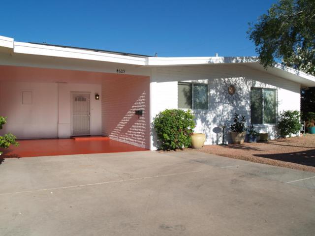 4609 N Miller Road, Scottsdale, AZ 85251 (MLS #5767305) :: The Garcia Group @ My Home Group